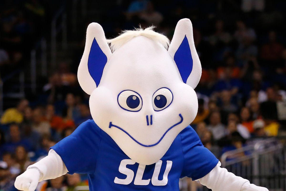 saint louis university mascot