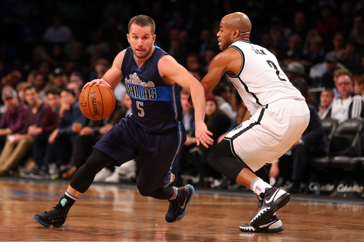 Somehow J.J. Barea (left) became the hottest Fantasy player in the NBA...