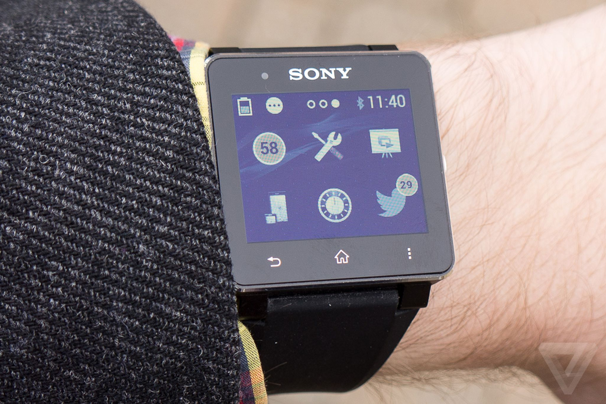 Sony SmartWatch 2 review | The Verge