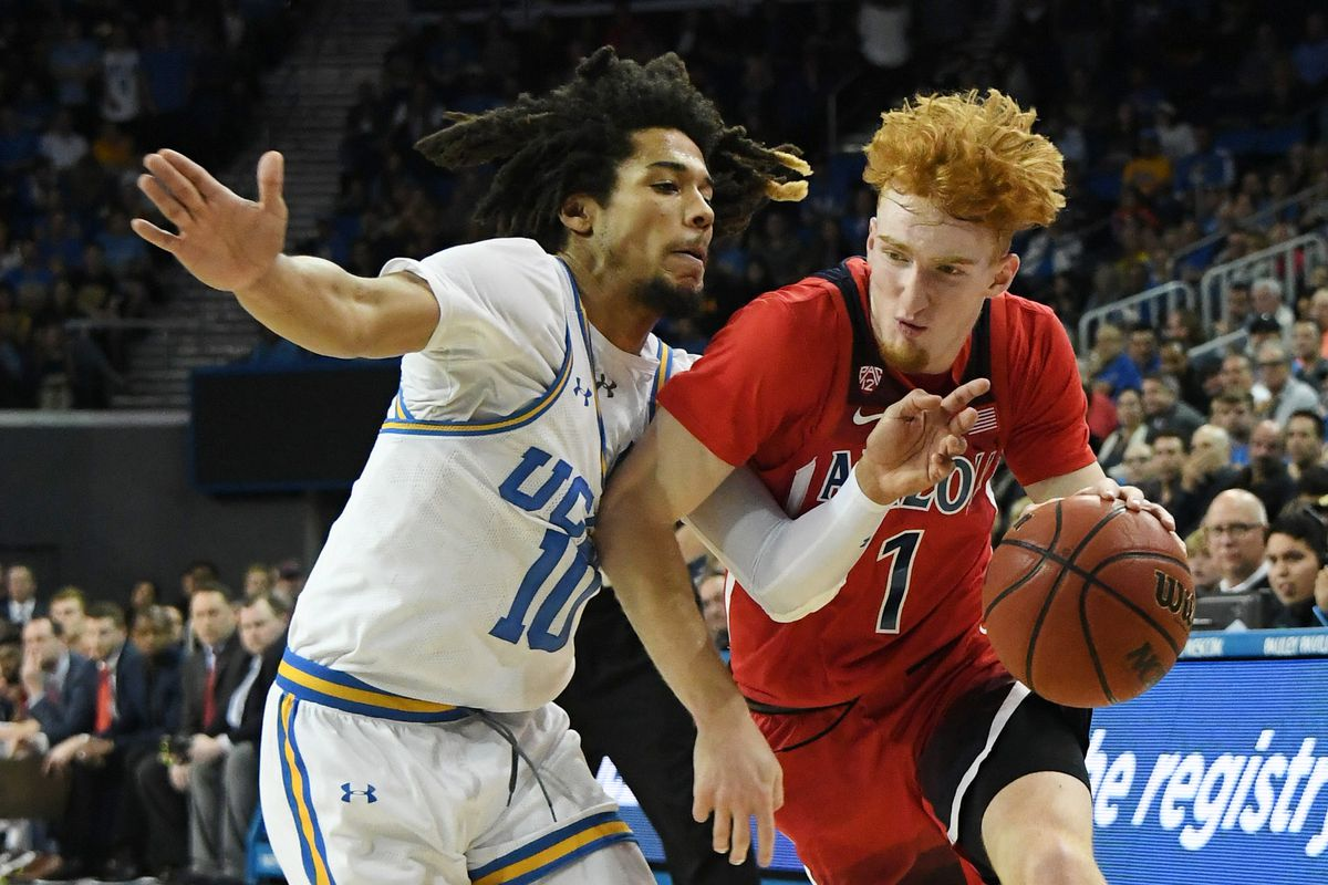 arizona-wildcats-college-basketball-tempo-pace-turnovers-lead-possessions-miller-pac12-ucla-2020