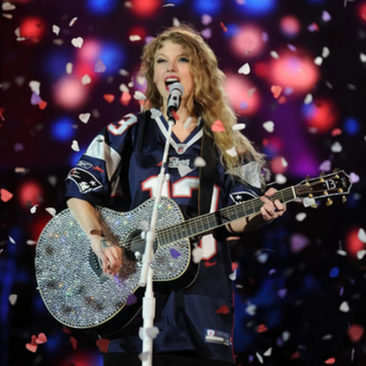 9 Reasons Why Taylor Swift Is The Patriots Of Music Sbnation Com