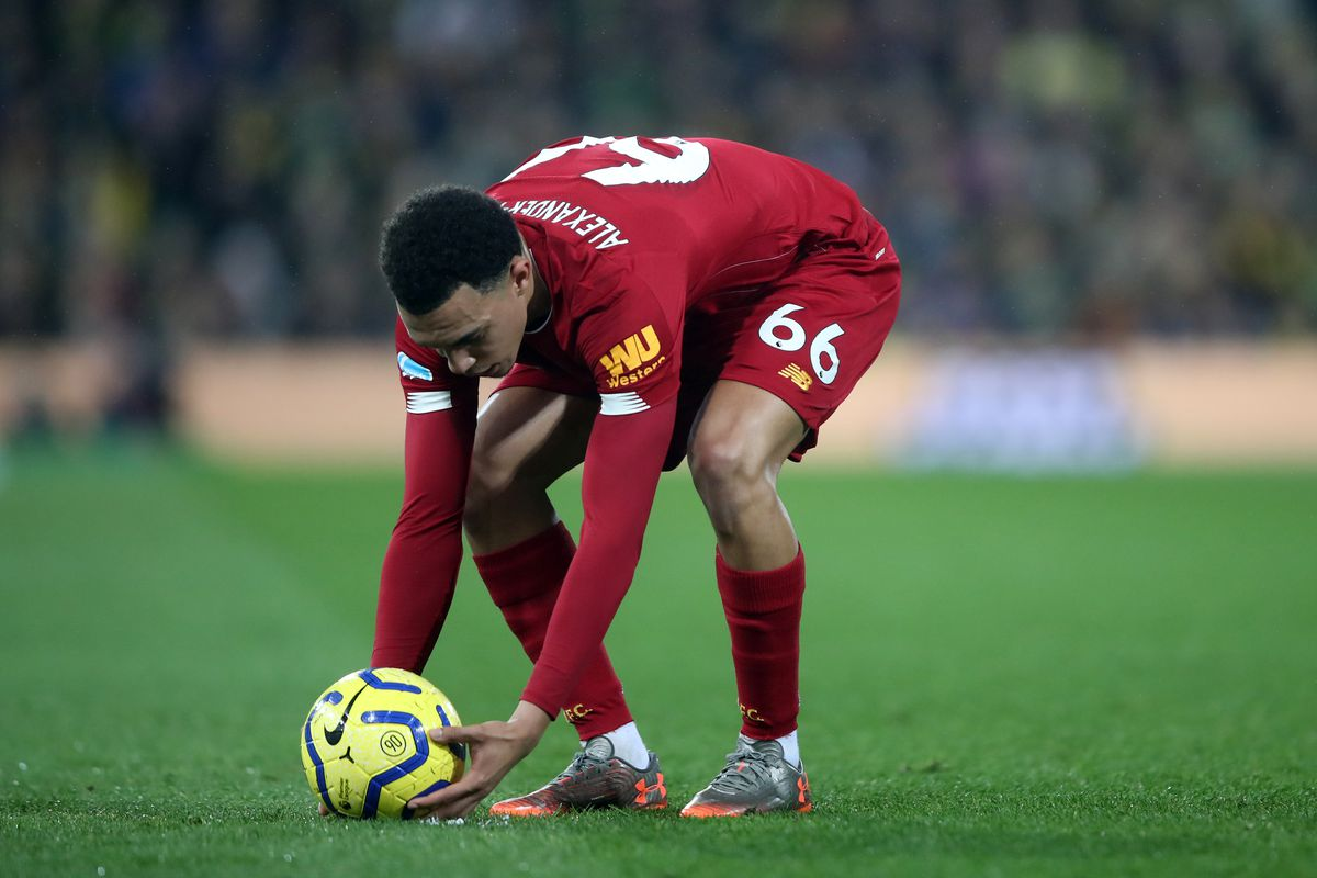 Trent Alexander-Arnold - Liverpool FC - Premier League