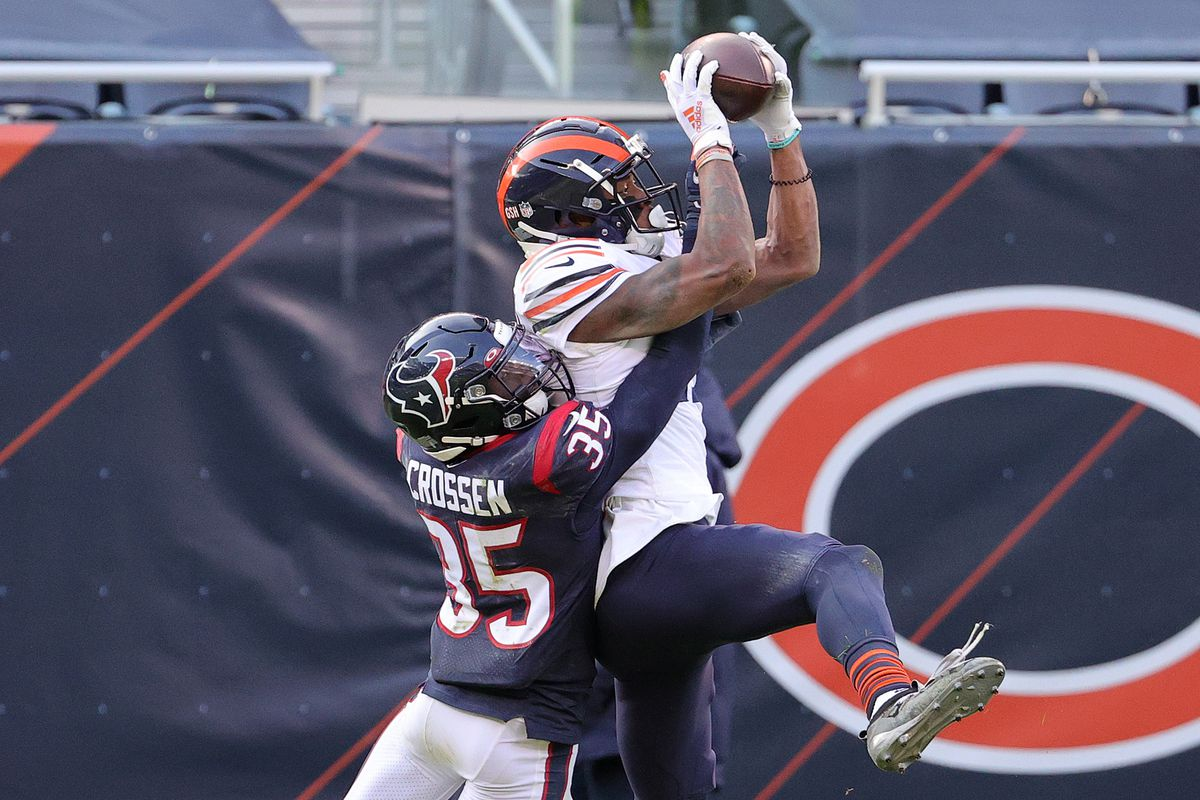 Bears were ranked 26th in total offense.
