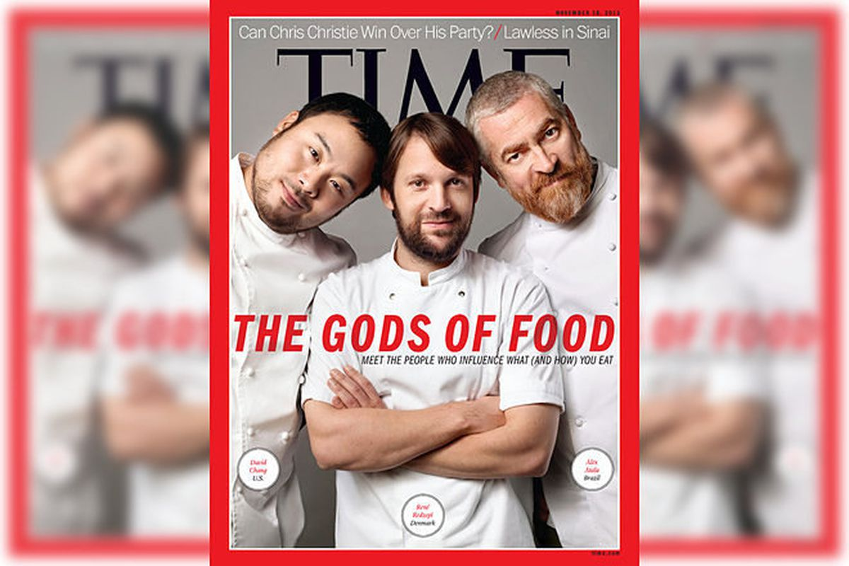 Time S Gods Of Food Controversy Q A With Editor Howard Chua