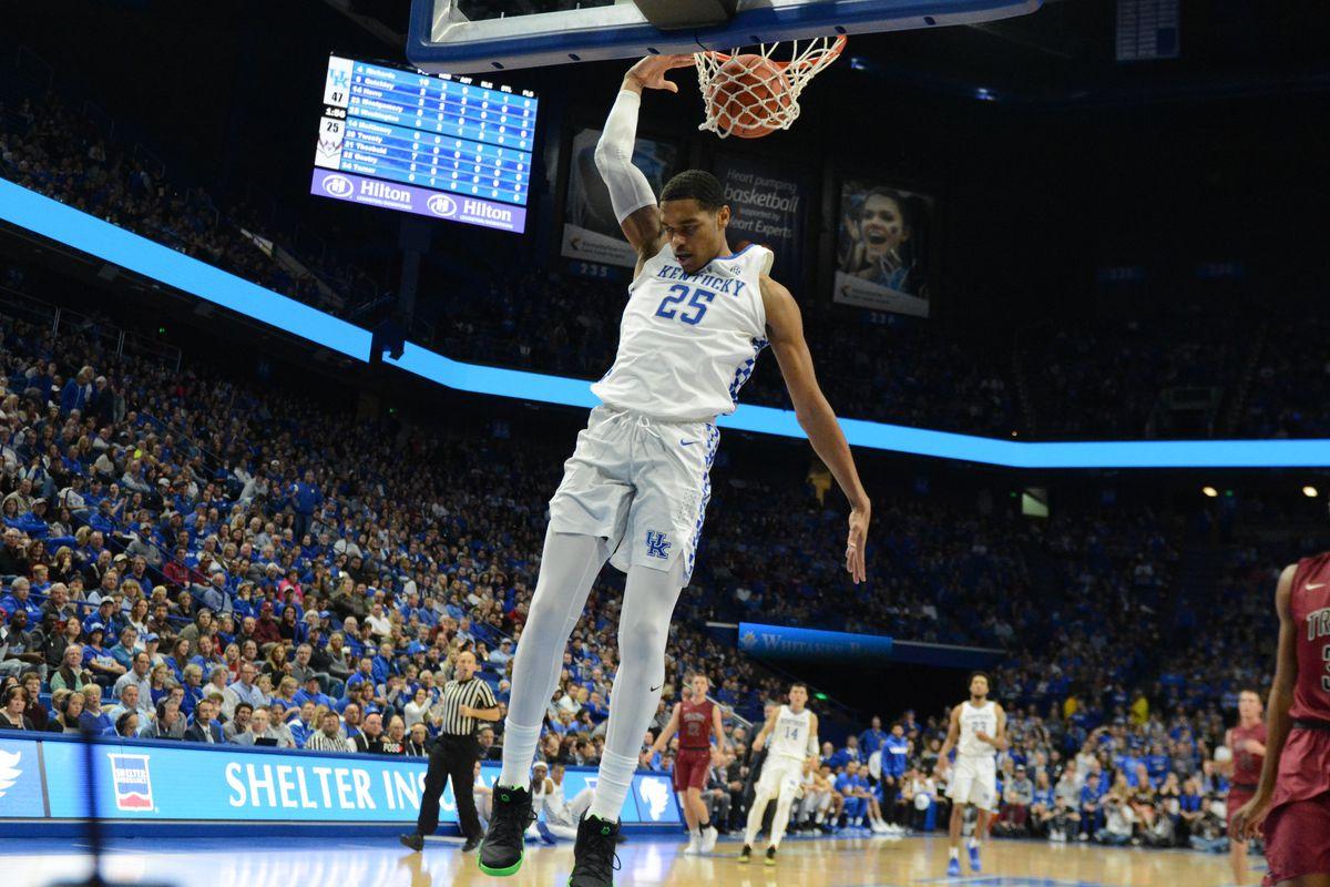 Kentucky Basketball Player Preview New Look Pj Washington