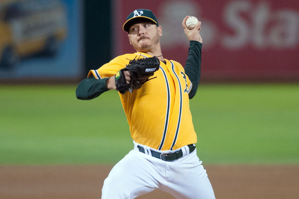 In his second year by the Bay, Kazmir has changed once more.