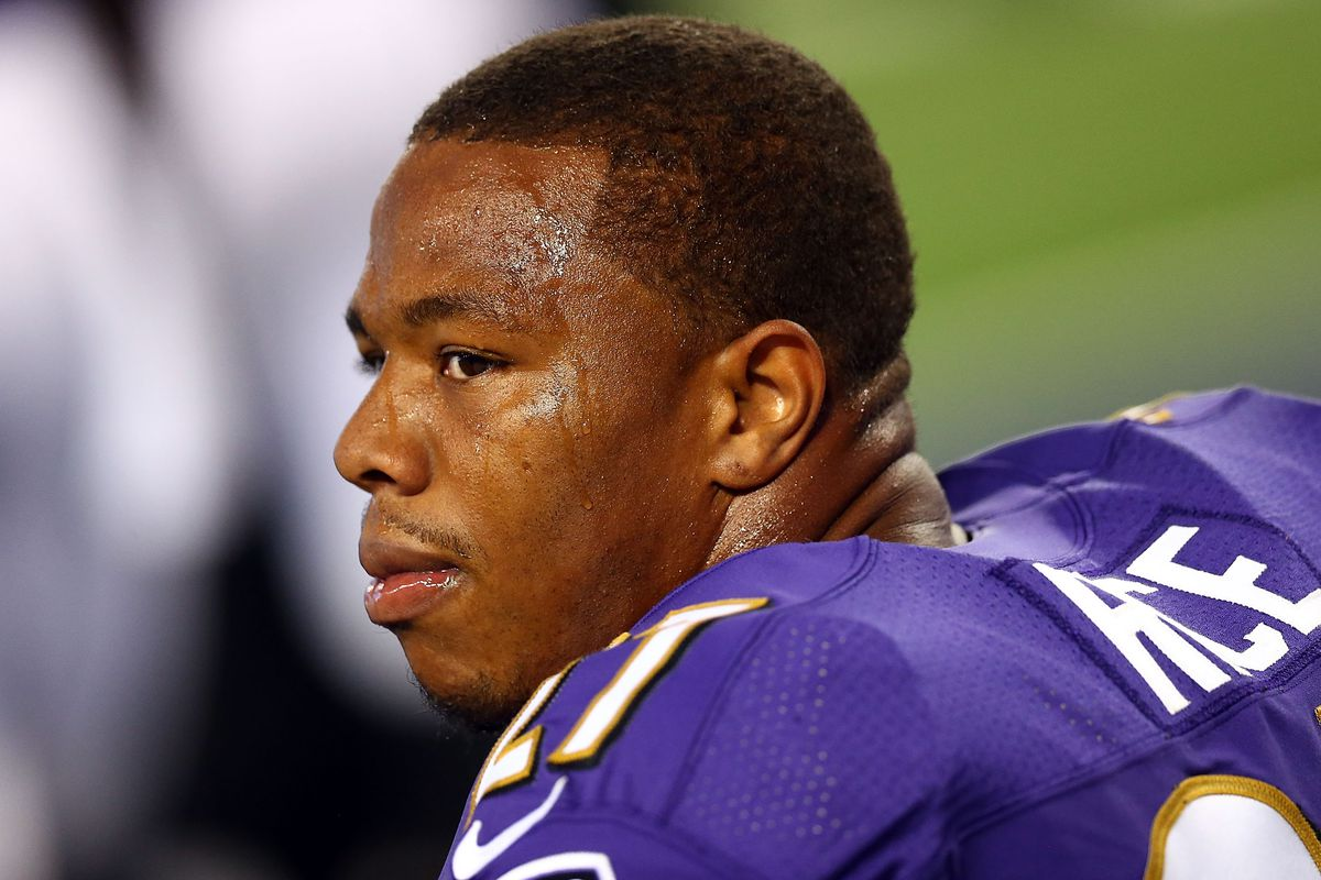 Former Baltimore Ravens running back Ray Rice isn't giving up on playing again