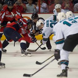 A Laich and Couture Faceoff