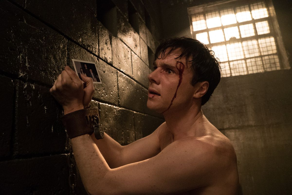 Rupert Evans in The Man in the High Castle.