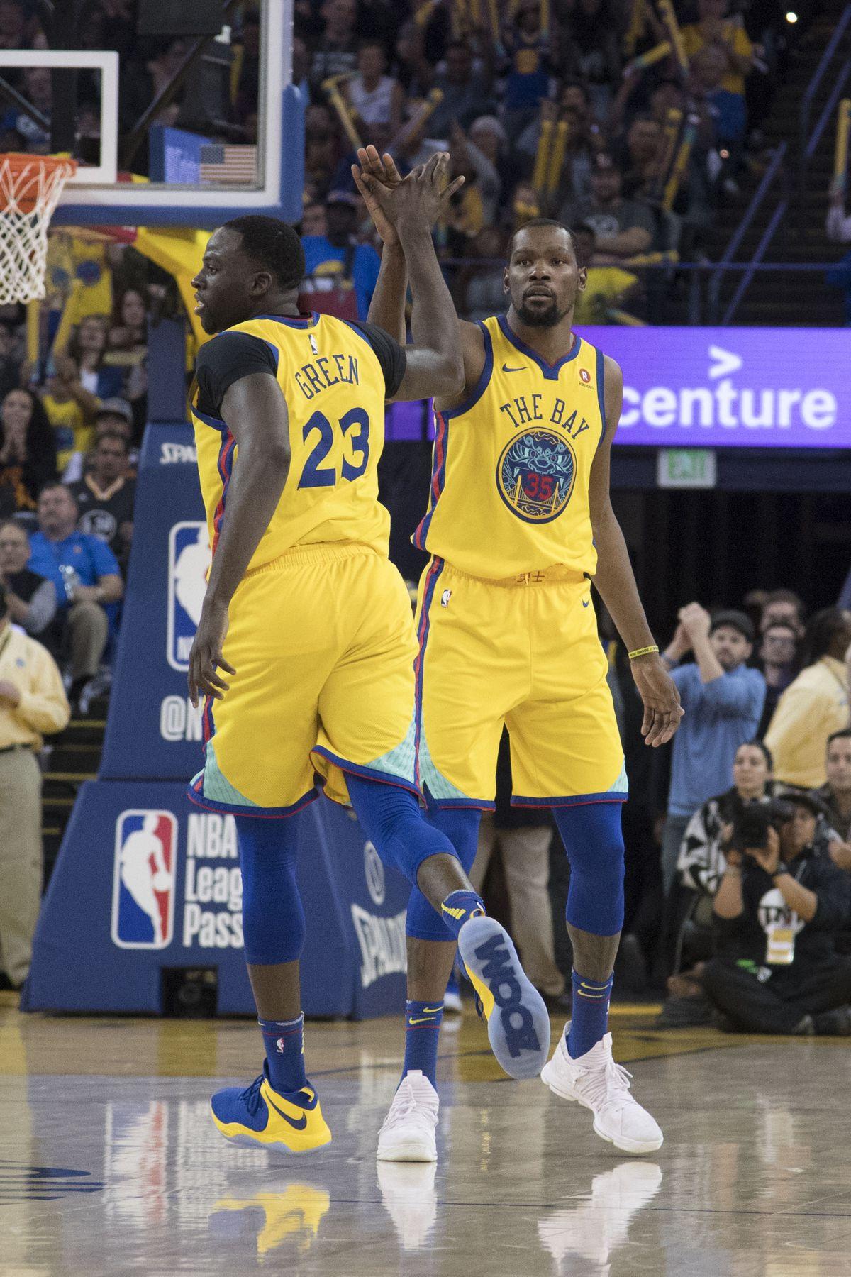 NBA: San Antonio Spurs at Golden State Warriors