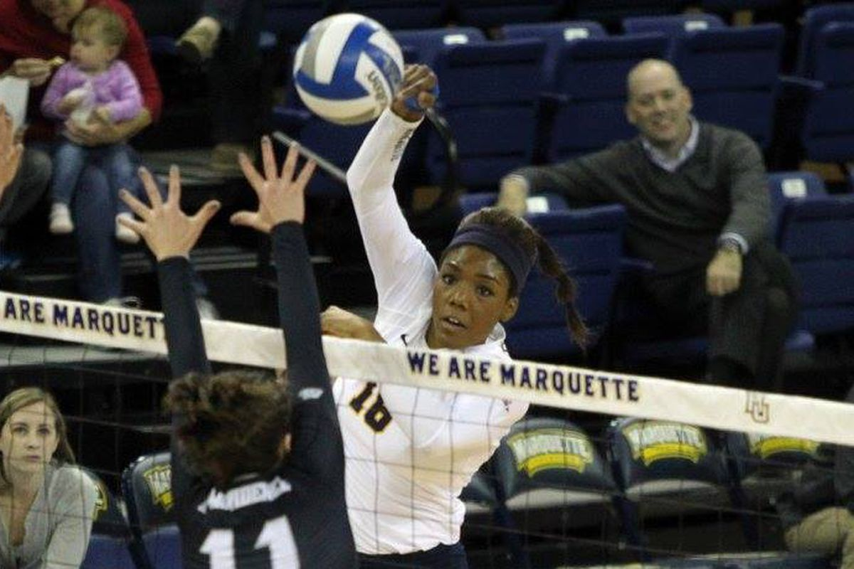 Redshirt freshman Taylor Louis is my pick for Big East Player of the Year. (and Freshman of the Year, too)