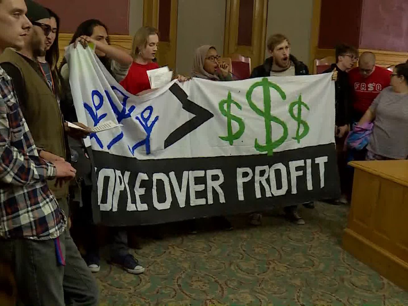 Lt. Gov. Cox calls Salt Lake City homeless protest 'bad form,' says there are 'better ways' to voice concerns