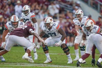 COLLEGE FOOTBALL: SEP 21 Auburn at Texas A&M