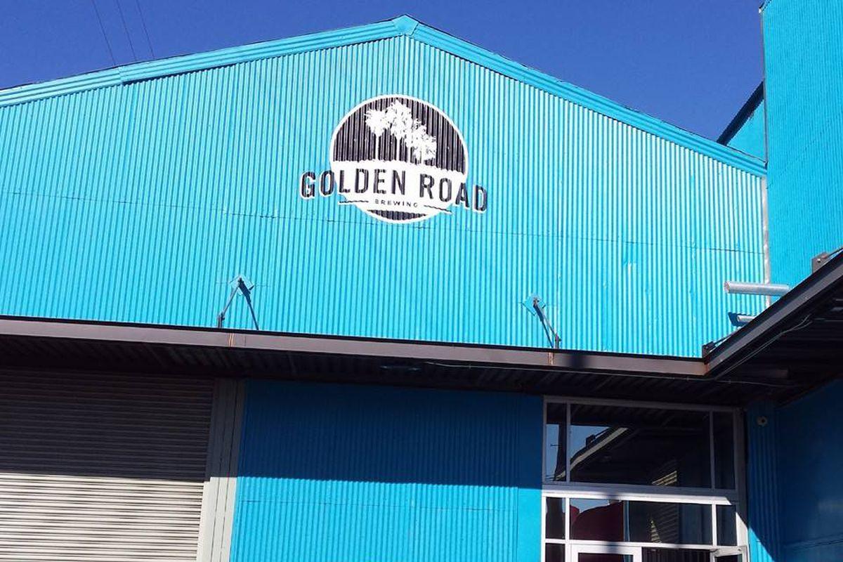 Golden Road Brewing, Los Angeles