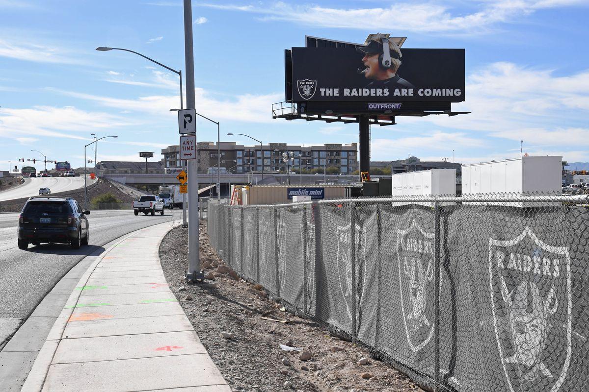 Raiders News 5 16 Raiders Rep Says Las Vegas Stadium Is