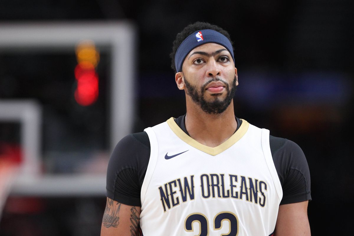 New Orleans Pelicans Lose Anthony Davis To Injury And Then