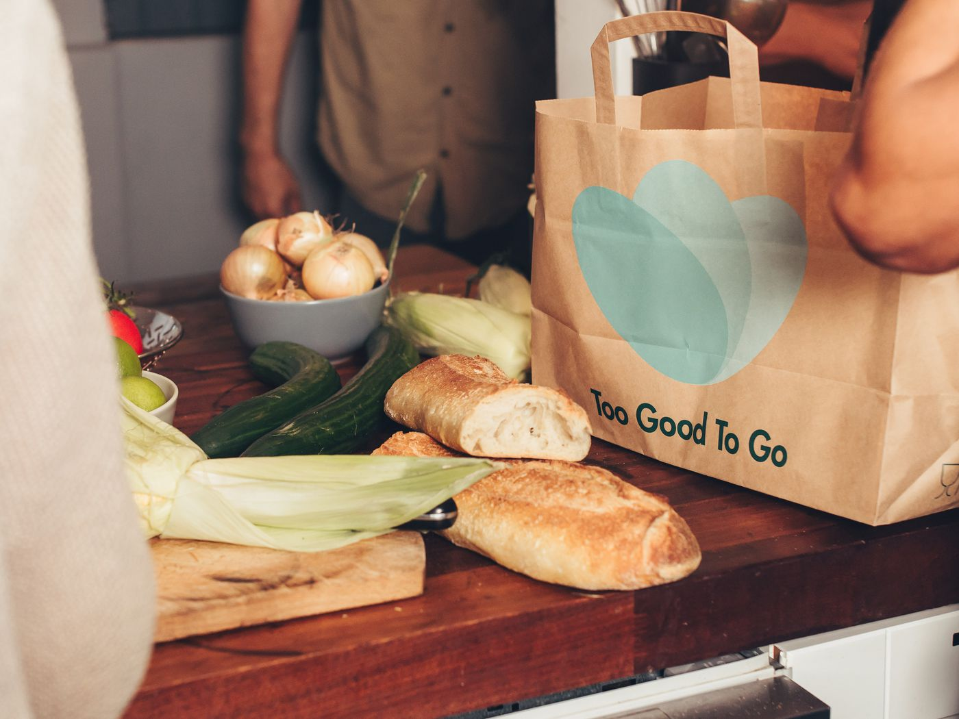 Food Waste App Too Good To Go Launches in NYC to Reduce Restaurant Waste -  Eater NY