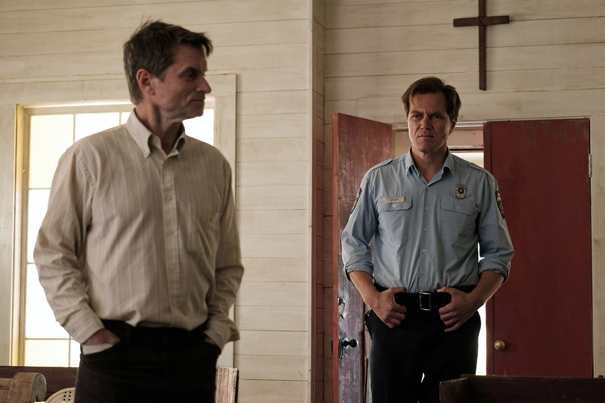 shea whigham and michael shannon