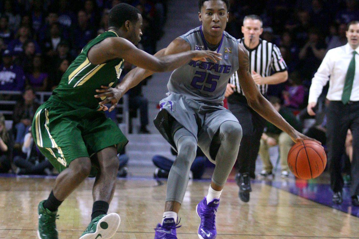 The last time Baylor dropped into Manhattan, K-State walked off the court 4-1 in Big 12 play. Then they died.