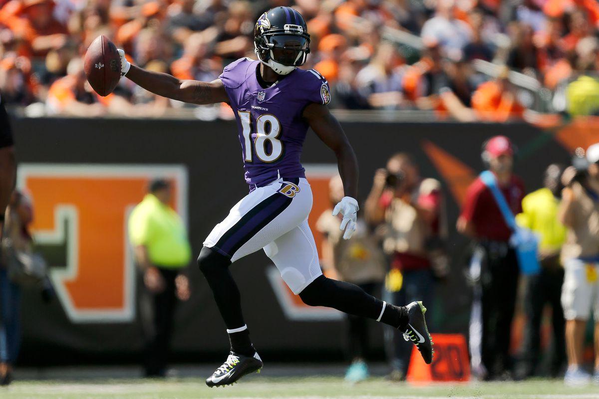 Baltimore Ravens v Cincinnati Bengals