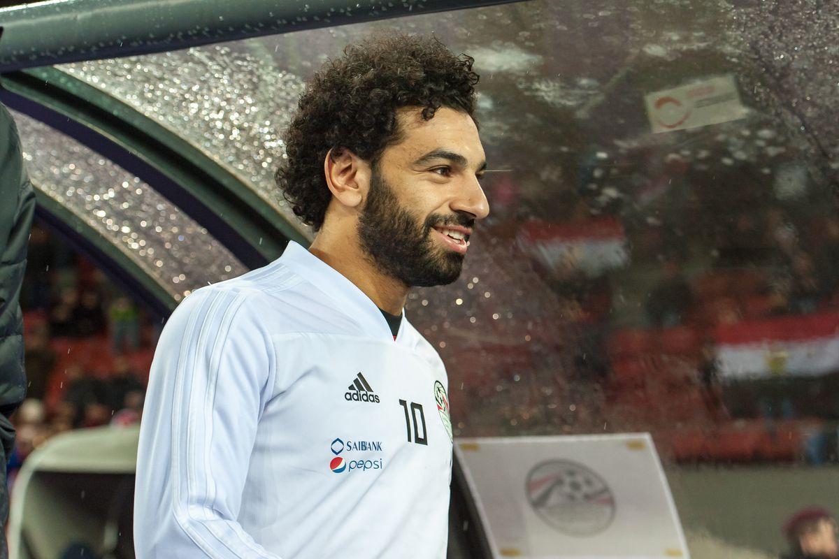 Mohamed Salah - Egypt - FIFA World Cup