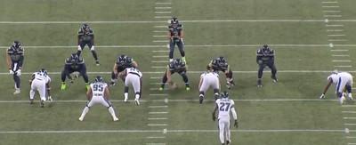 Seahawks cut blocking no longer a laughing matter