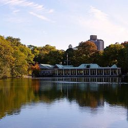 """<b>Central Park Boathouse</b>: East 72nd Street and Fifth Avenue NY, New York; <a href=""""http://www.thecentralparkboathouse.com/"""">book it here</a>. [<a href=""""https://www.flickr.com/photos/vlitvinov/6308309196/in/photolist-ddt3vP-4vt6pM-9SxGoP-aBrJxE-n2jPsQ"""