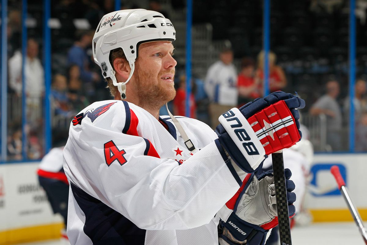 John Erskine (Kevin C. Cox / Getty Images)