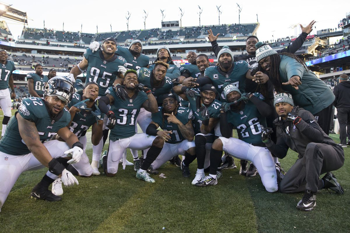 Image result for philadelphia eagles nfc champs 2017