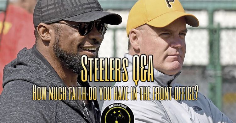 Podcast: How much confidence does Steelers Nation have in the front office?