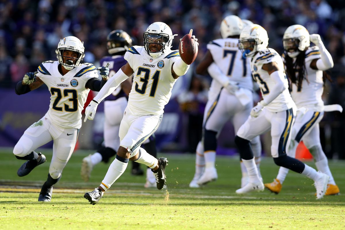 2019 Nfl Playoffs Chargers Defensive Strengths Go Beyond Melvin