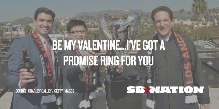 LAFC Valentine