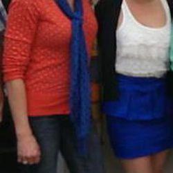 Becky and Myley Mackintosh