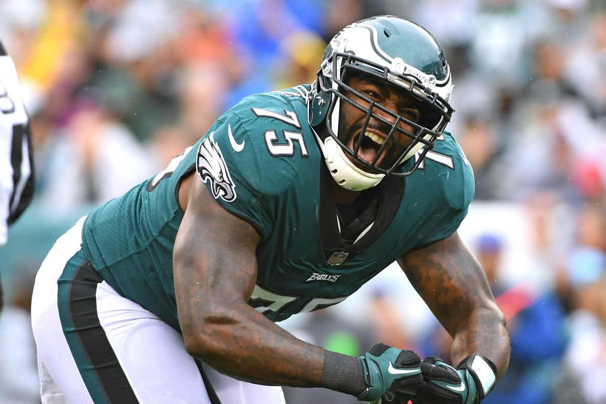 Vinny Curry has quietly stepped up for the Eagles this season ...