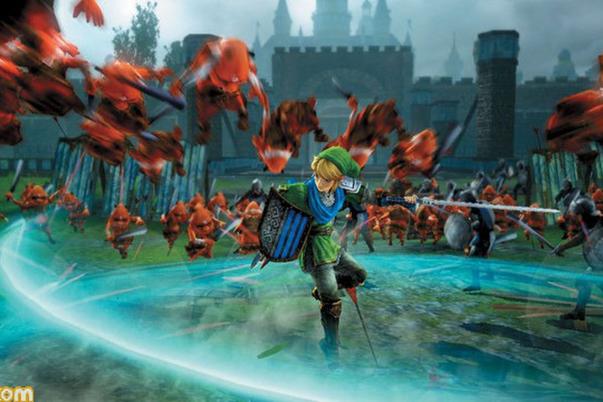 hyrule warriors how to play coop