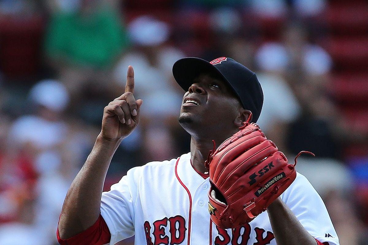 Arizona Diamondbacks v Boston Red Sox