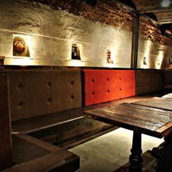 The dimly lit basement tequileria will be open for dinner and late nights for dancing.