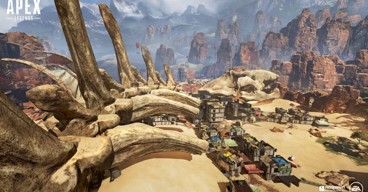'Apex Legends' hackers interrupt games with messages about 'Titanfall' hacking