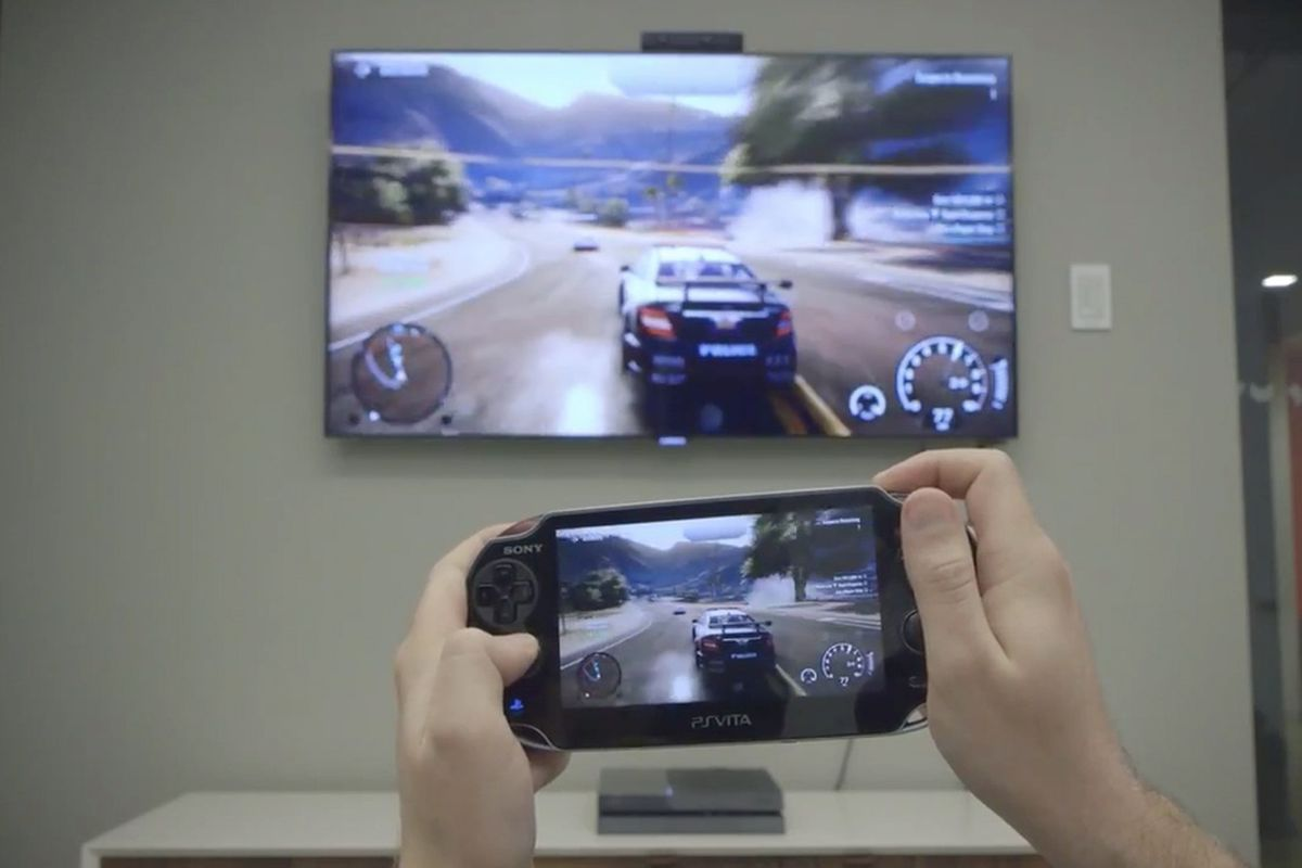 Sony is working on a PS4 Remote Play app for PC and Mac