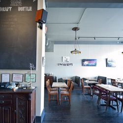 """<a href=""""http://seattle.eater.com/archives/2012/02/16/saint-johns-bar-eatery-now-open.php"""">Seattle:<strong> Saint John's Bar & Eatery</strong> Now Open</a>"""