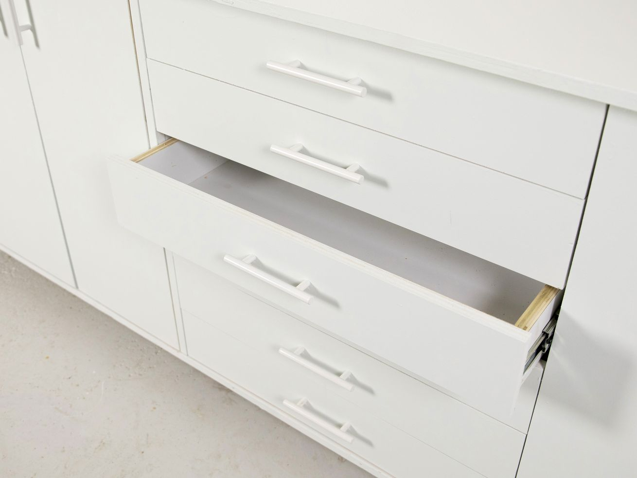 How to Add Drawers to a Mobile Workbench