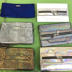 Milly clutches, $45