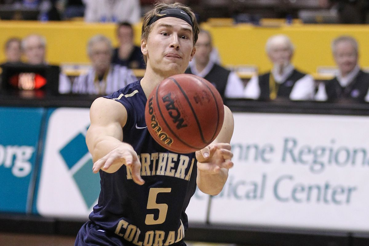 Think fast: Tevin Svihovec and Northern Colorado are back to compete for the Big Sky title.
