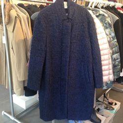 Closed coat, $347