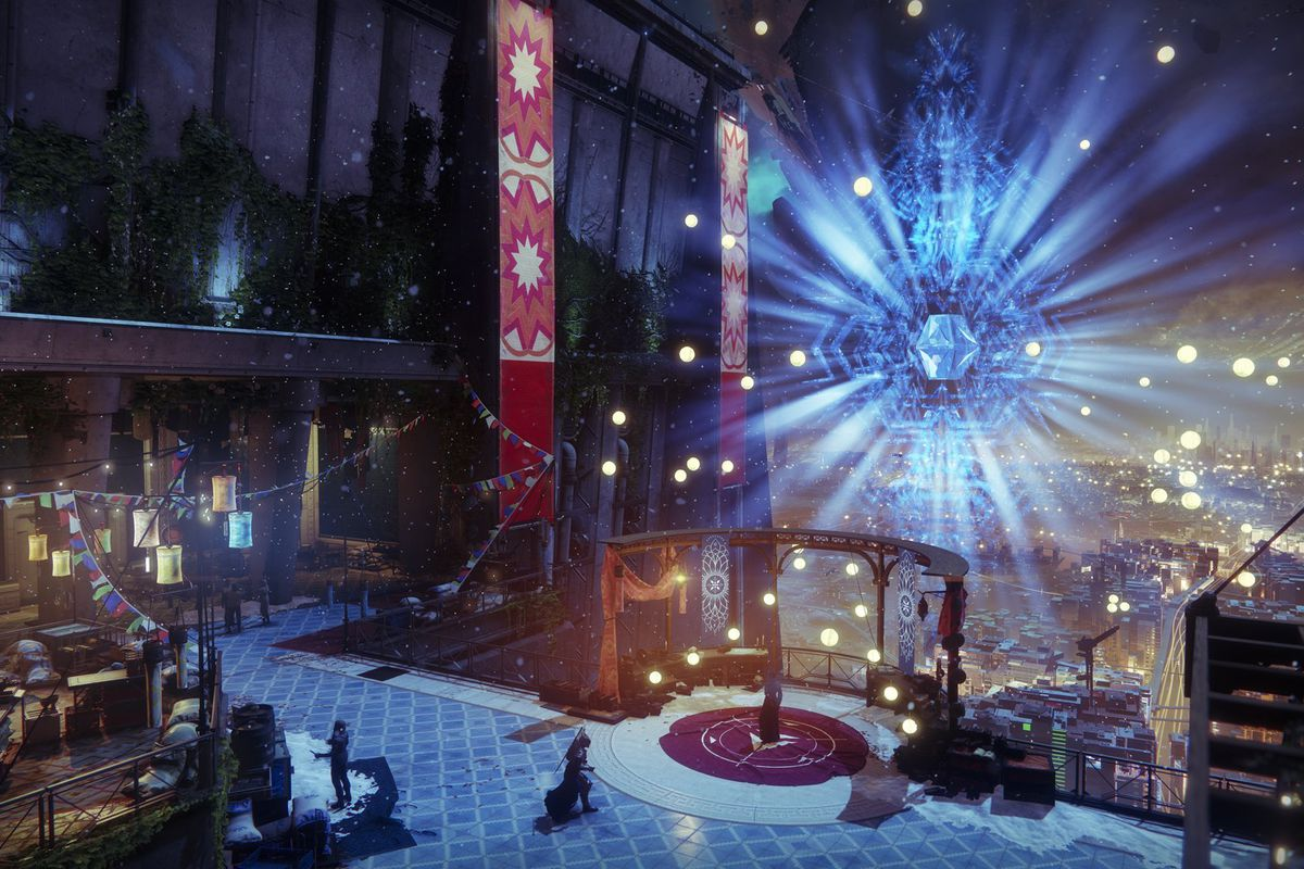 Destiny 2's 'The Dawning' Event Brings Festive Fun Next Week
