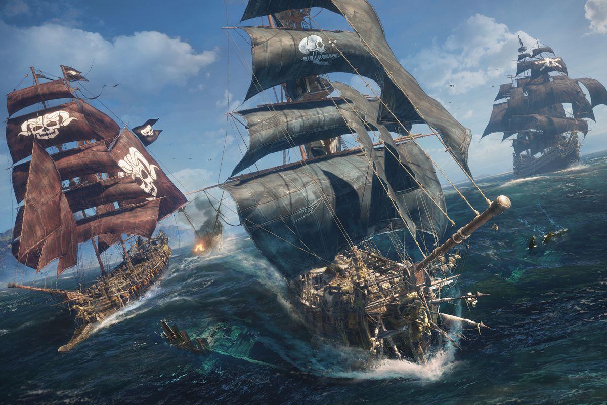 Skull & Bones - ship classes