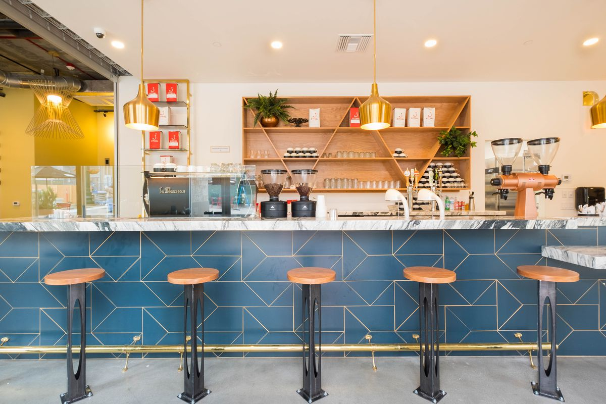 Look Inside Little Italy S New All Day Cafe And Bakery