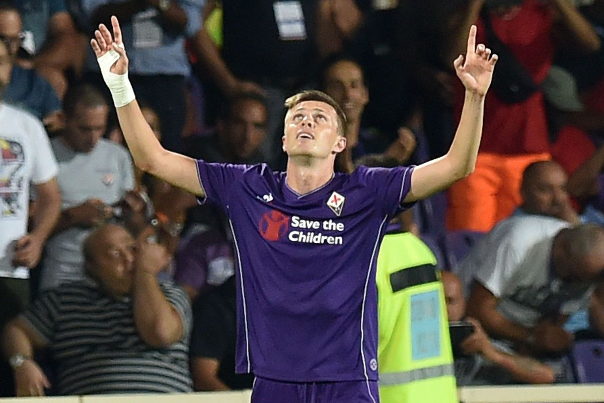 Josip Ilicic and Fiorentina made near-easy work of Milan in their opening-round victory at the Artemio Franchi.