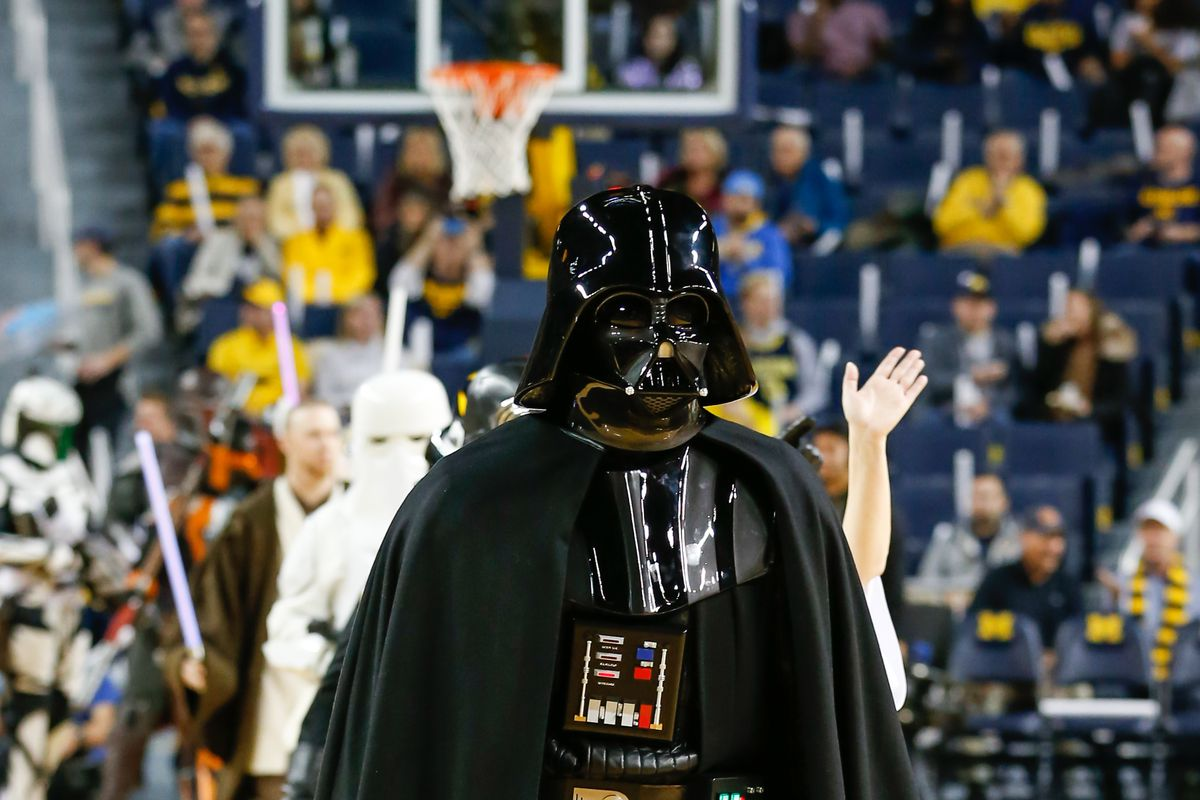 Rise Of Skywalker Is Out So We Drafted Star Wars Basketball Teams Sbnation Com
