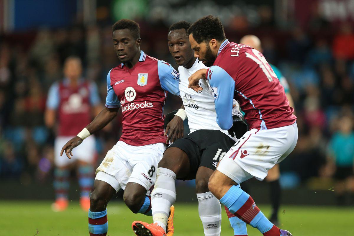 Aston Villa v Everton - Barclays Premier League - Villa Park